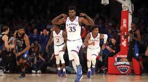 Jayhawks big man