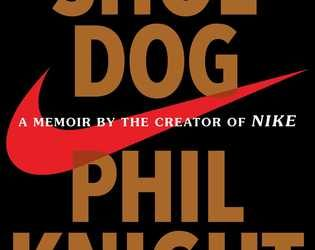 Shoe Dog Book Review