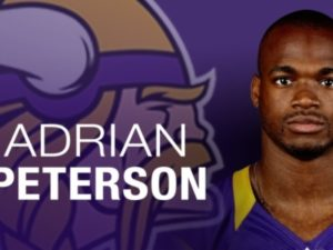 Adrian Peterson Moving on from Vikings