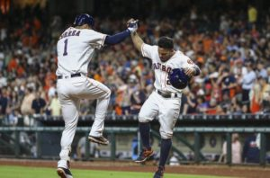 Altuve and Correa Lead the Astros in 2017