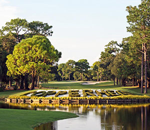 The 2017 Valspar Championship is played at the Copperhead Course.