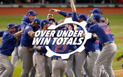 2017 MLB Team Total Picks & Projections