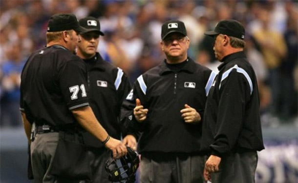 Betting Early Season MLB Games and Using Umpire Stats
