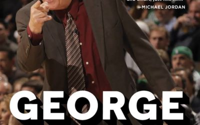 """Furious George: My Forty Years Surviving NBA Divas, Clueless GM's and Poor Shot Selection"""
