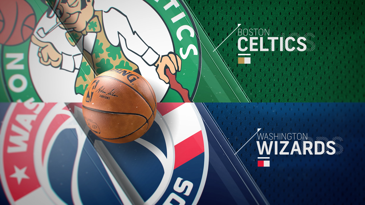 Boston Celtics Washington Wizards Game 7