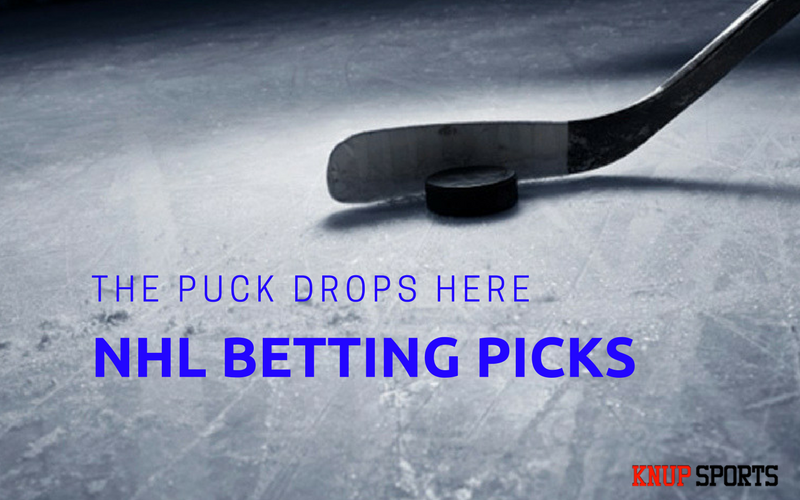 nhl betting picks