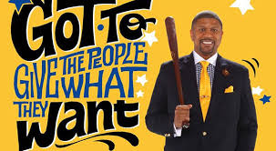 You Got to Give Them What They Want By Jalen Rose