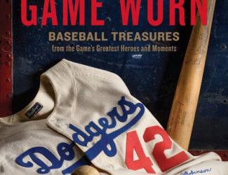"""Game Worn: Baseball Treasures from the Game's Greatest Heroes and Moments"""