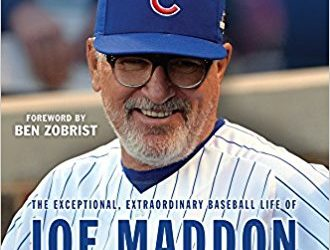 """Try Not to Suck: The Exceptional, Extraordinary Baseball Life of Joe Maddon"""