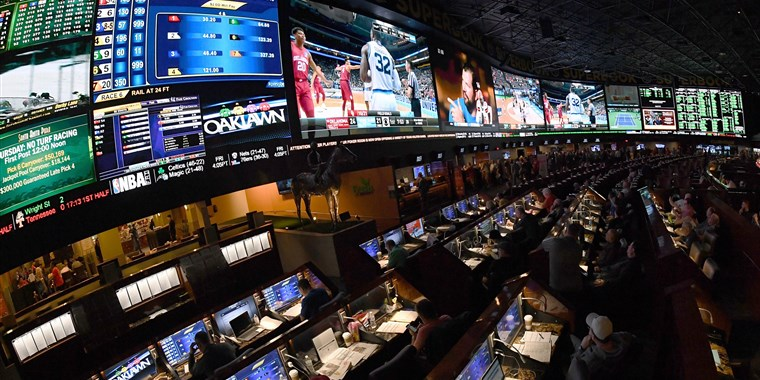 Legal Sports Betting in the United States