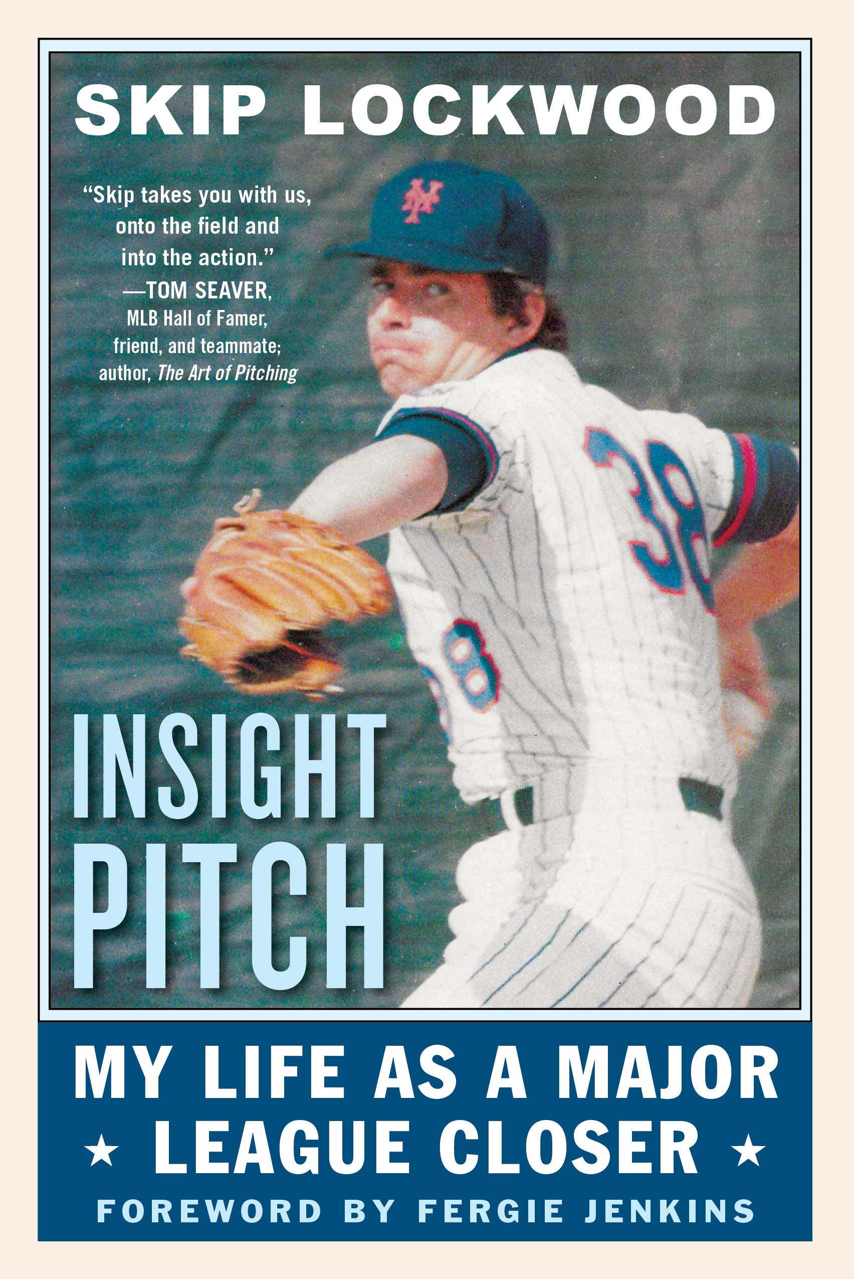 """Insight Pitch: My Life as a Major League Closer"""