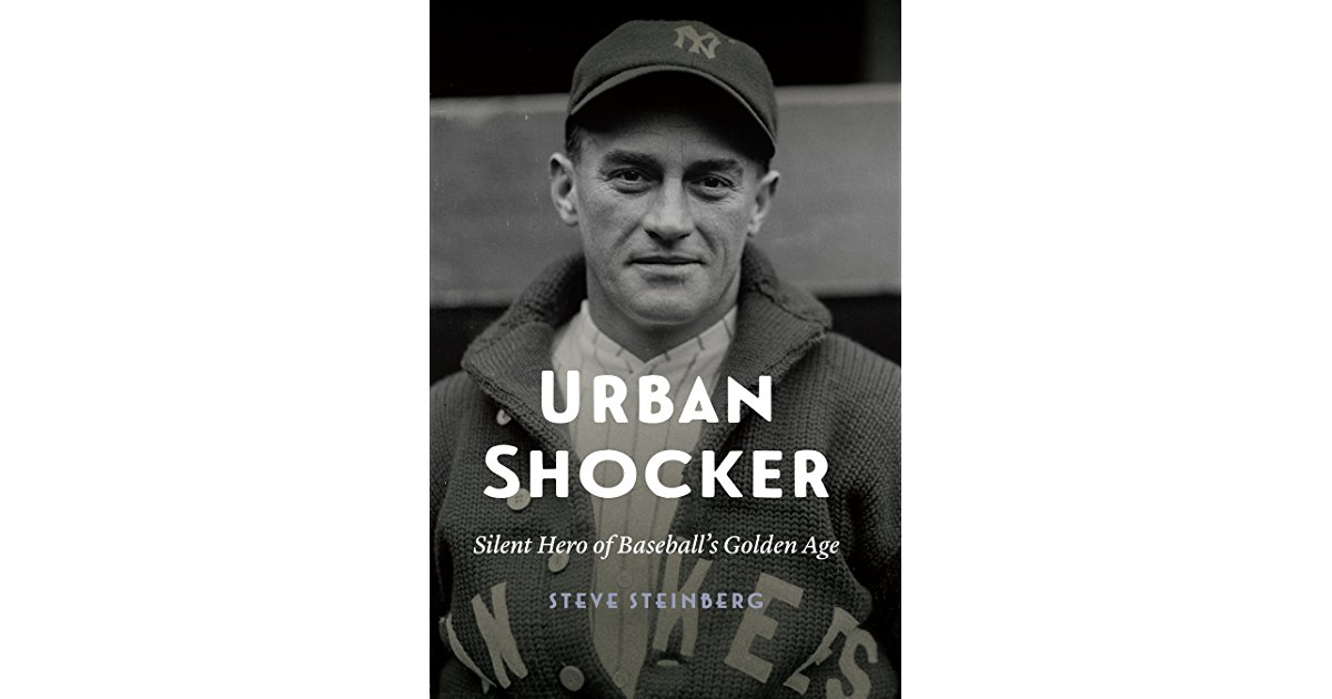 """Urban Shocker: Silent Hero of Baseball's Golden Age"""