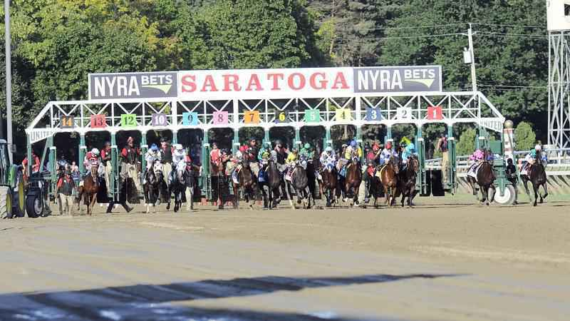 Saratoga Race Course Opens for 2018