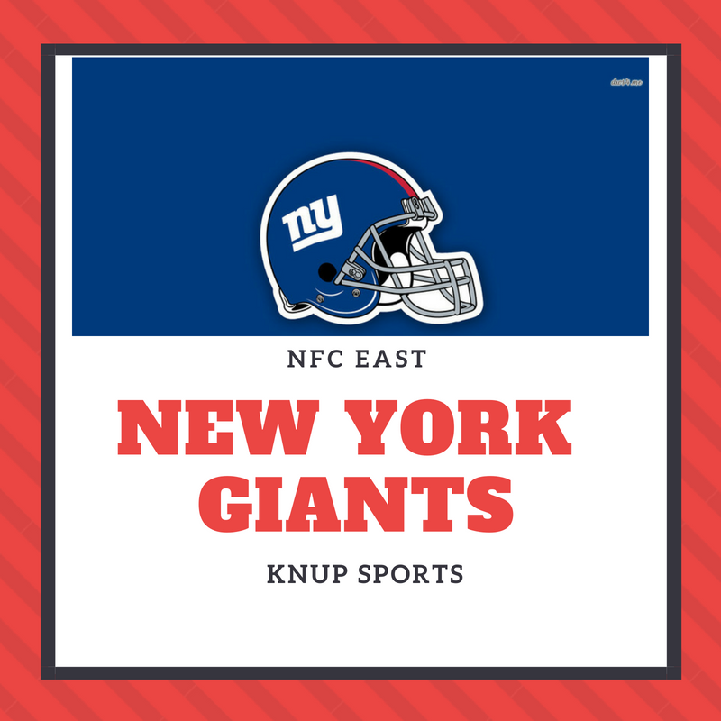 NFL Team Preview- New York Giants