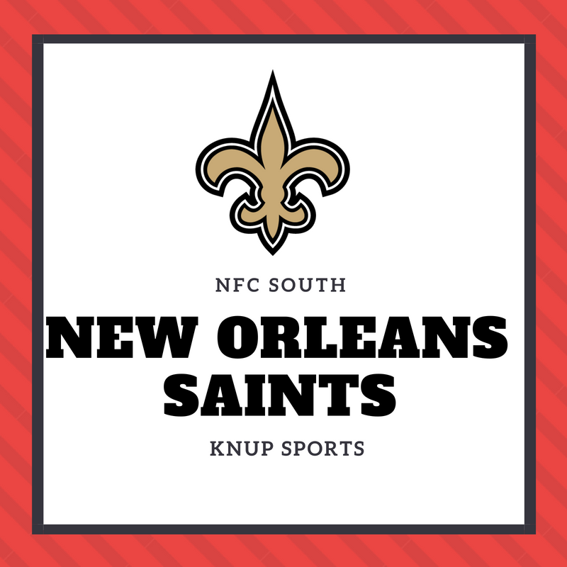 NFL Team Preview- New Orleans Saints