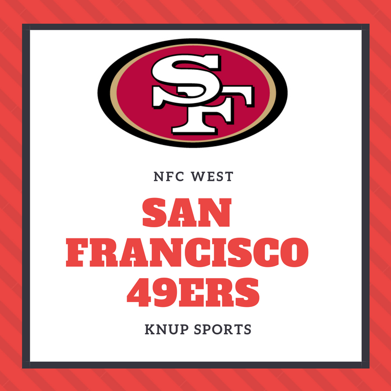 NFL Team Preview- San Francisco 49'ers