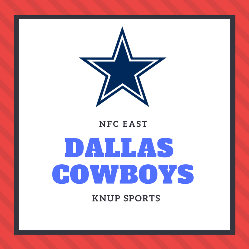 NFL Team Preview- Dallas Cowboys