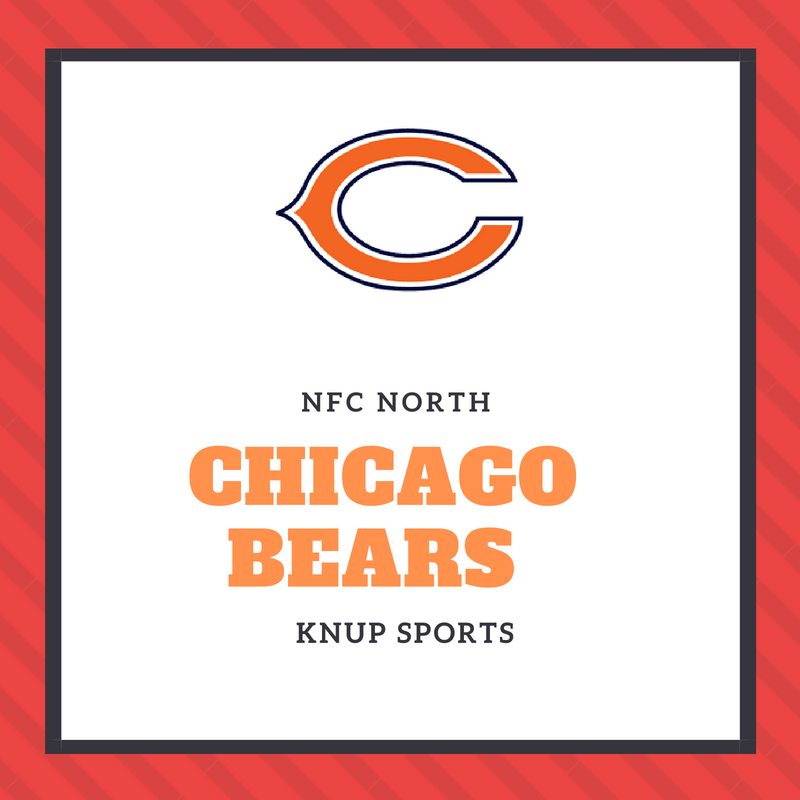 NFL Team Preview- Chicago Bears
