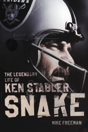 """The Legendary Life of Ken 'Snake' Stabler"" by Mike Freeman"