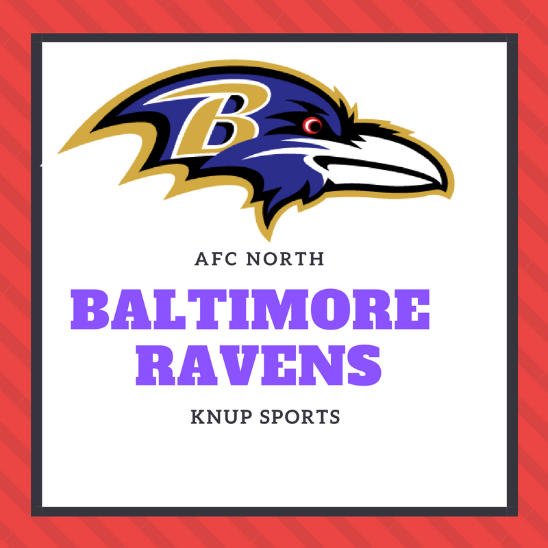NFL Team Preview- Baltimore Ravens