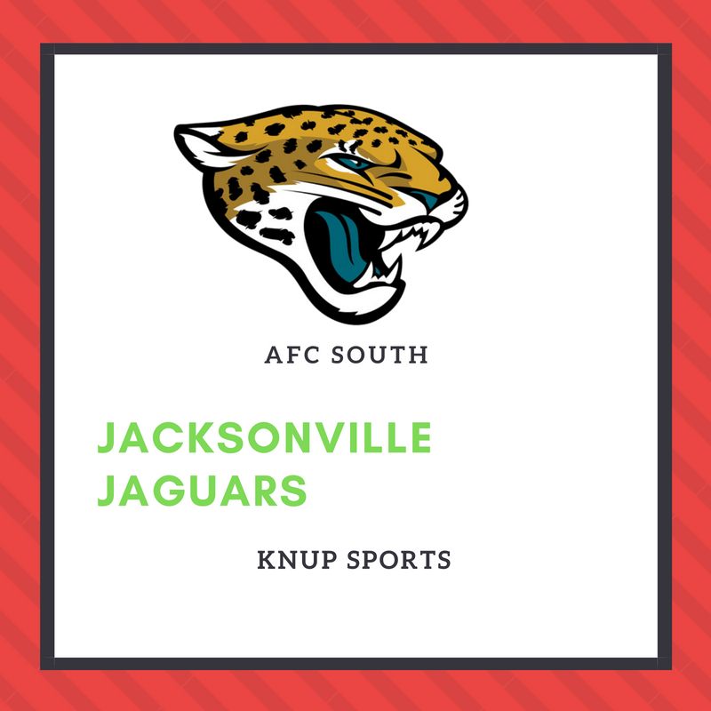 NFL Team Preview- Jacksonvile Jaguars