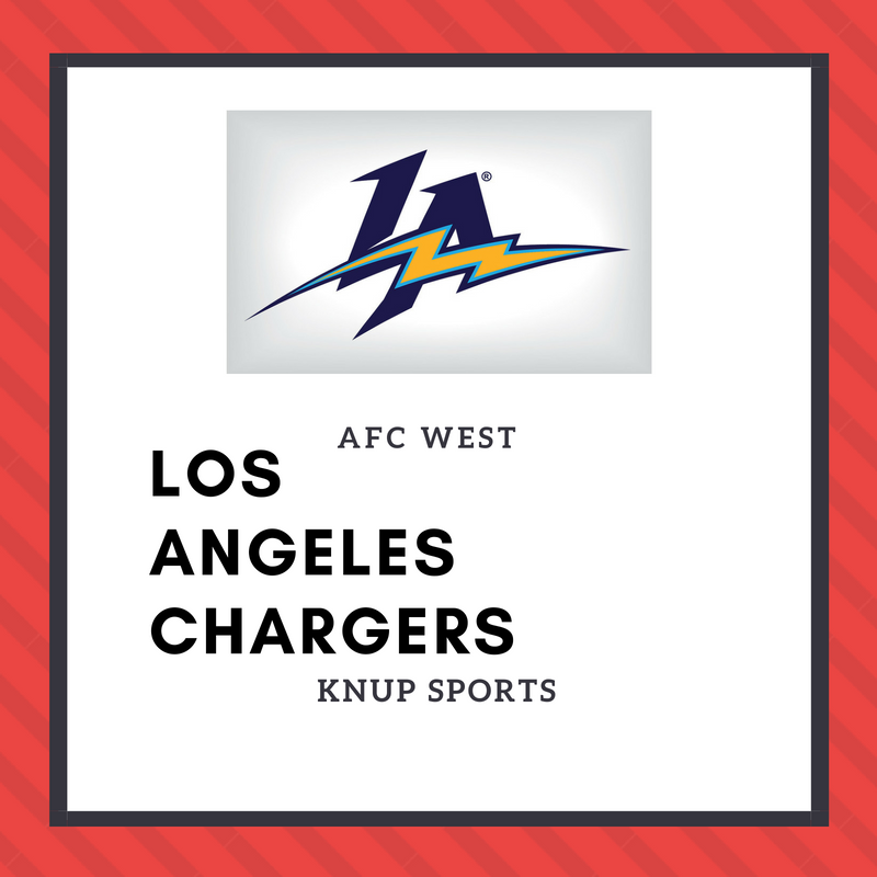 NFL Team Preview- Los Angeles Chargers