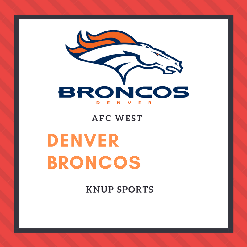 NFL Team Preview- Denver Broncos