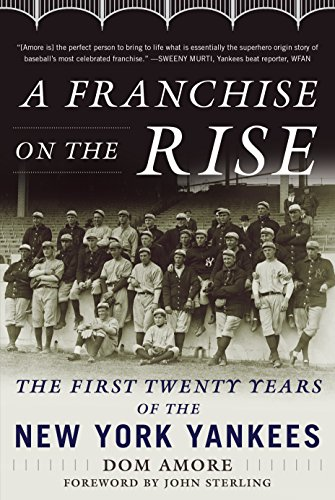 """A Franchise on the Rise: The First Twenty Years of the New York Yankees"""