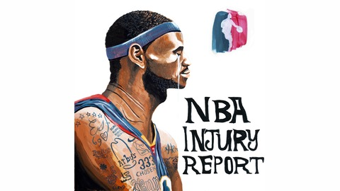 NBA Injury Report – Updated Daily