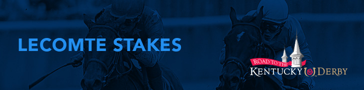 Kentucky Derby Qualifier- Lecomte Stakes