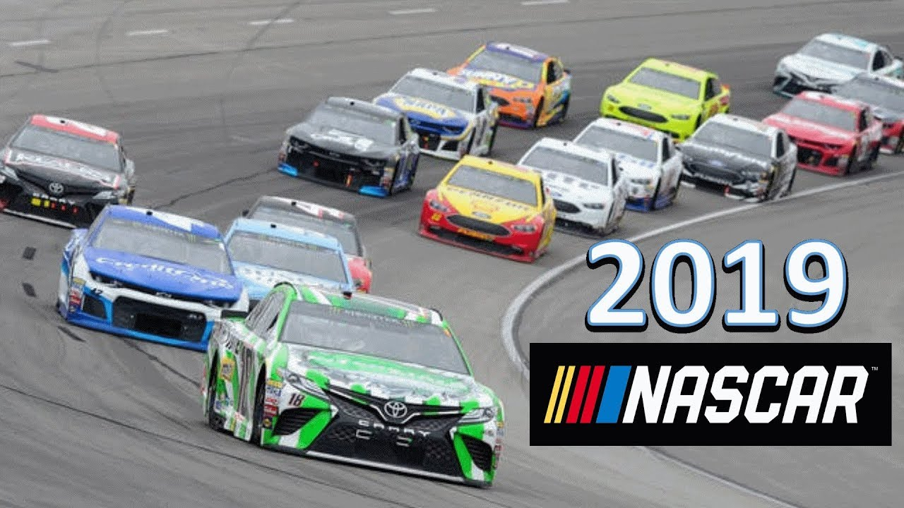 NASCAR 2019 Schedule and Odds