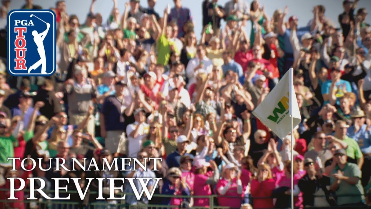 PGA- Waste Management Phoenix Open