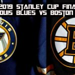Show #51 – Preview of the 2019 Stanley Cup Finals