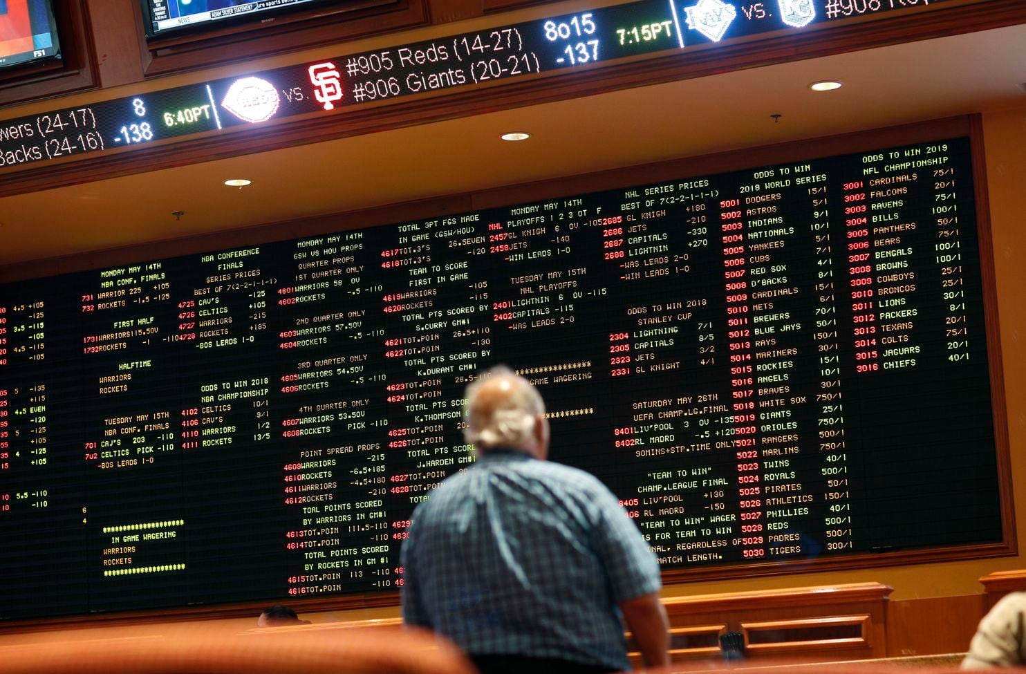 Montana Becomes First State to Legalize Sports Betting in 2019