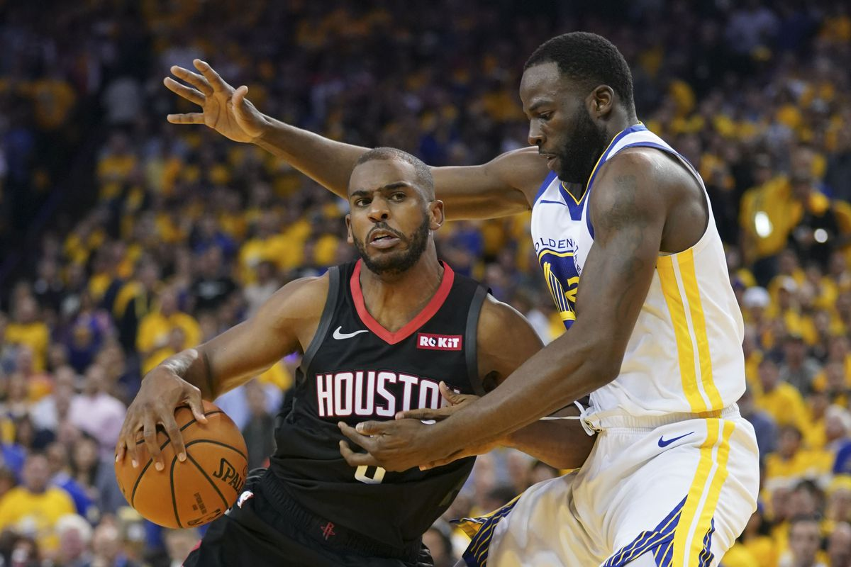 NBA Playoffs Game 6: Golden State Warriors at Houston Rockets Betting Preview