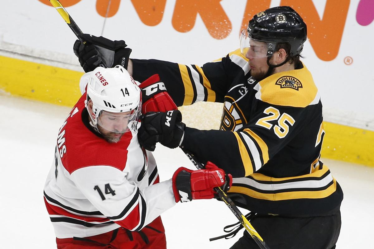 Boston Bruins at Carolina Hurricanes Betting Preview