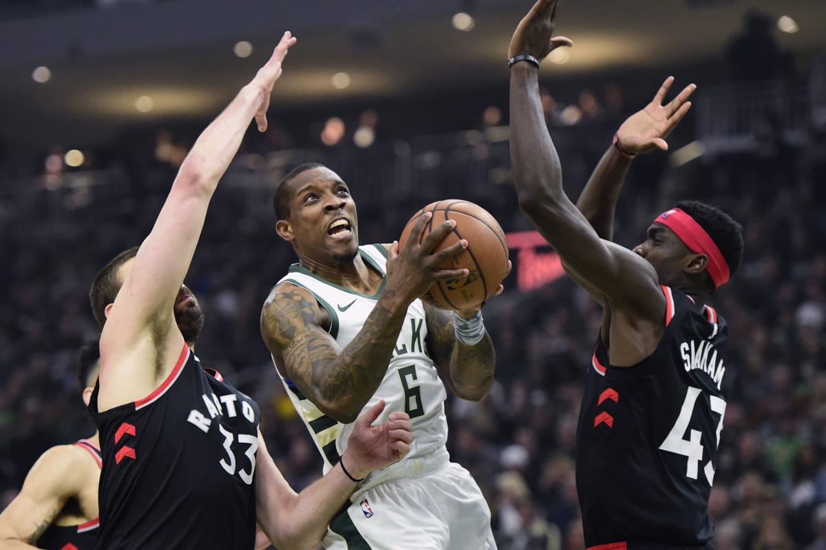 Milwaukee Bucks at Toronto Raptors Game 4 Betting Preview