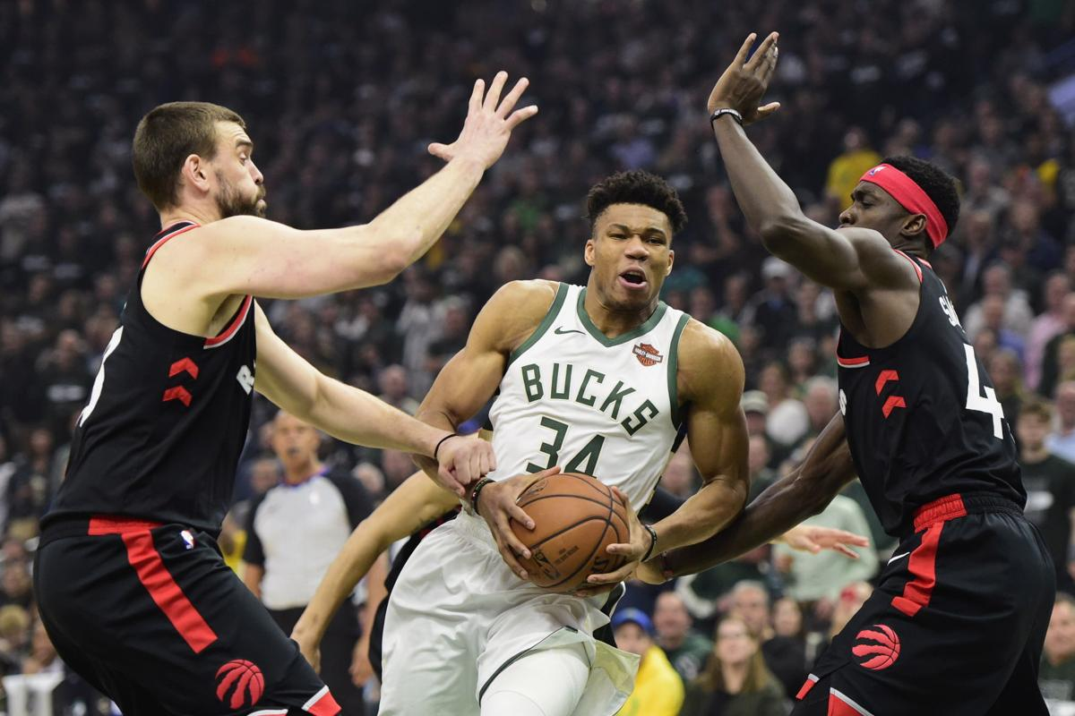 Milwaukee Bucks at Toronto Raptors Game 3 Betting Preview