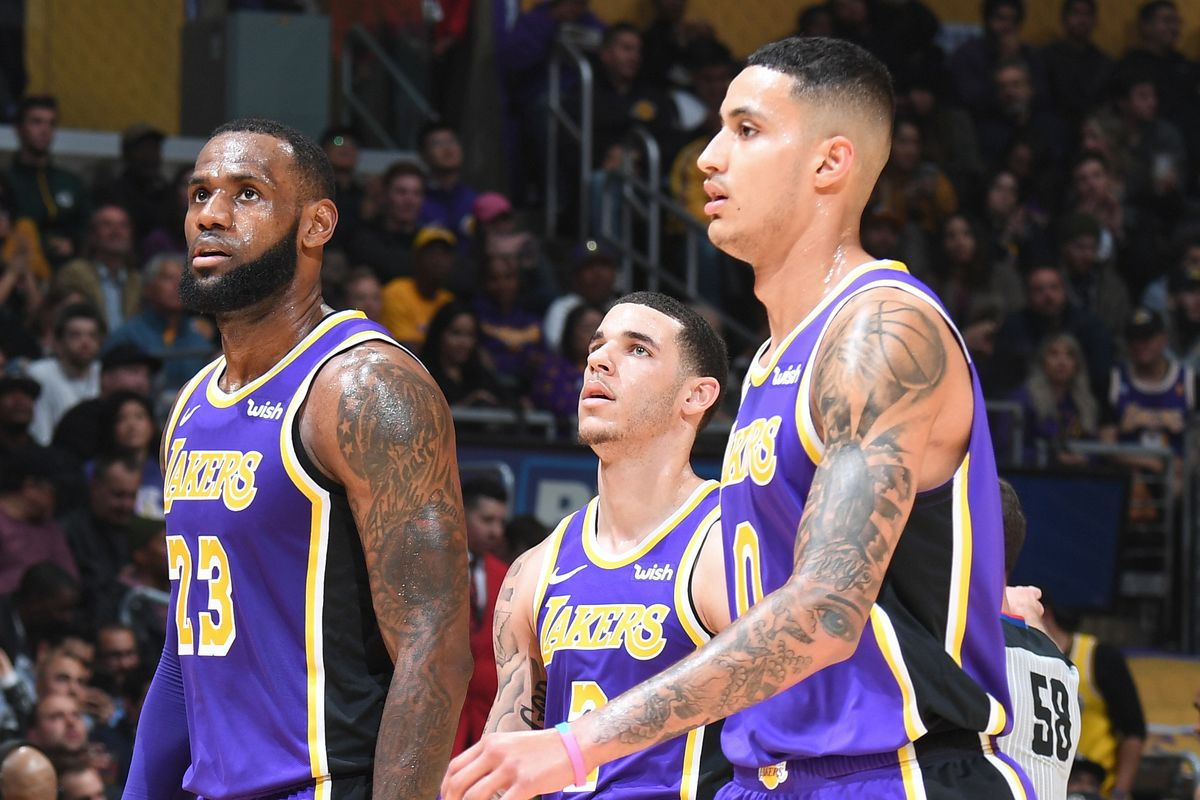 Lakers Better Off Without Zion … and AD