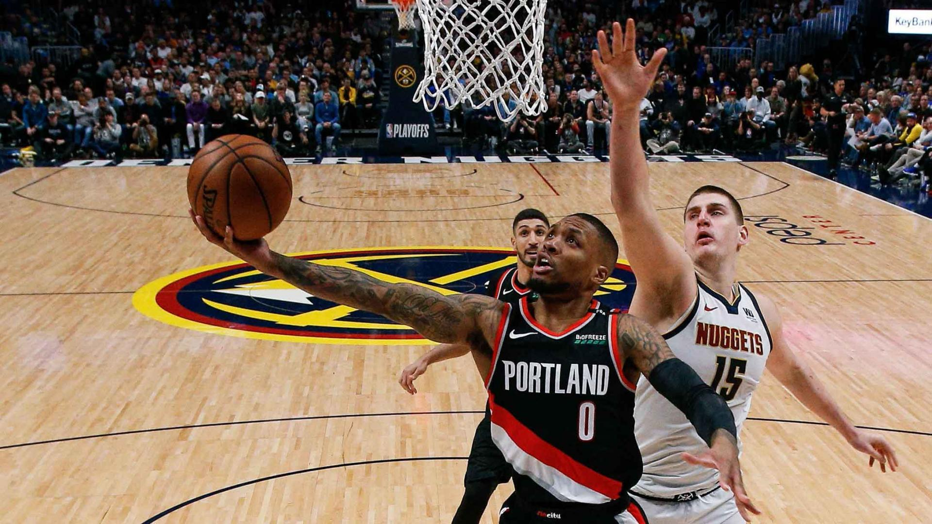 Portland Trail Blazers at Denver Nuggets Game 5 Betting Preview