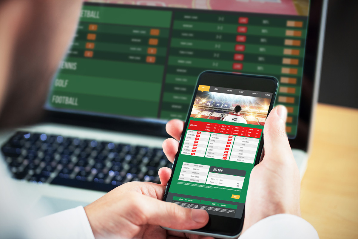 Online Wagering Continues to Dominate in NJ Sports Betting