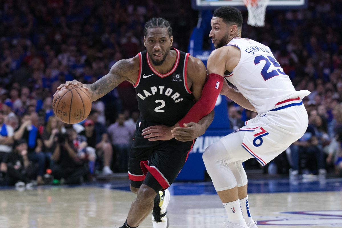 Leonard Leads Raptors To First-Ever NBA Finals Appearance