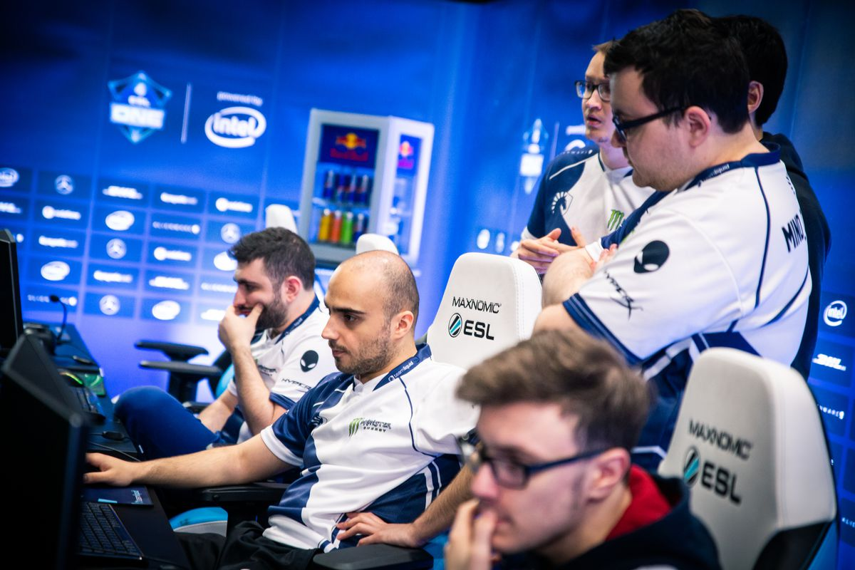 Team Liquid Writes History With Victory