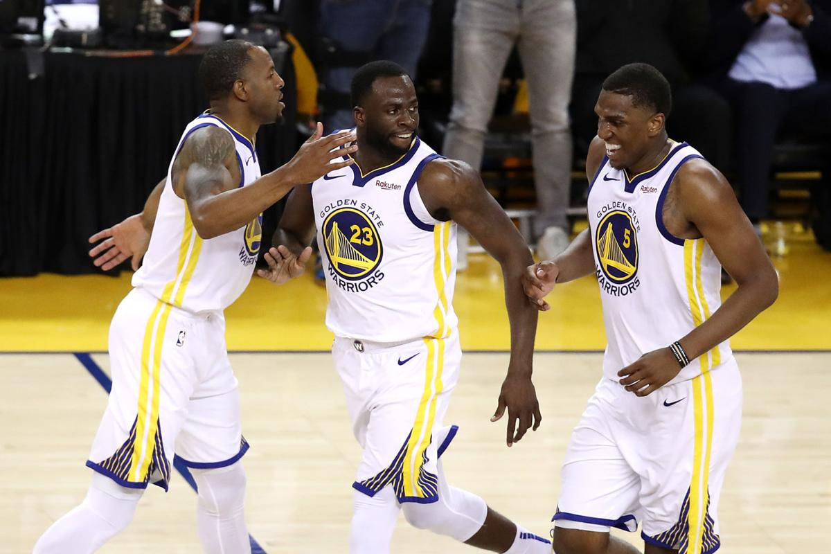 Can the Warriors Really Go Down 0-2 In The NBA Finals?