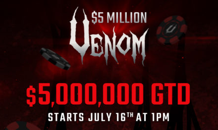 ACR's $5 Million Venom: $1 Million for First!