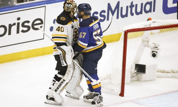 St. Louis Blues at Boston Bruins Game 5 Betting Preview
