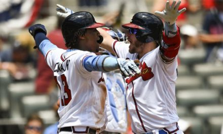 Atlanta Braves at Washington Nationals Betting Preview