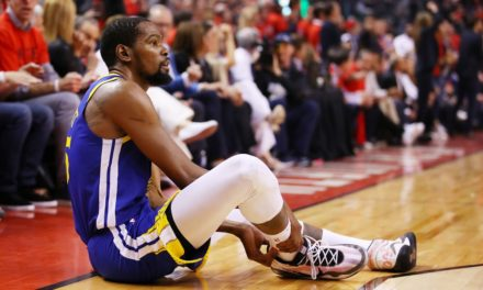 No One Should Be Playing The Blame Game After Durant Injury