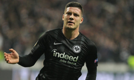 Officially: Real Madrid brings Luka Jovic to 60m euros!