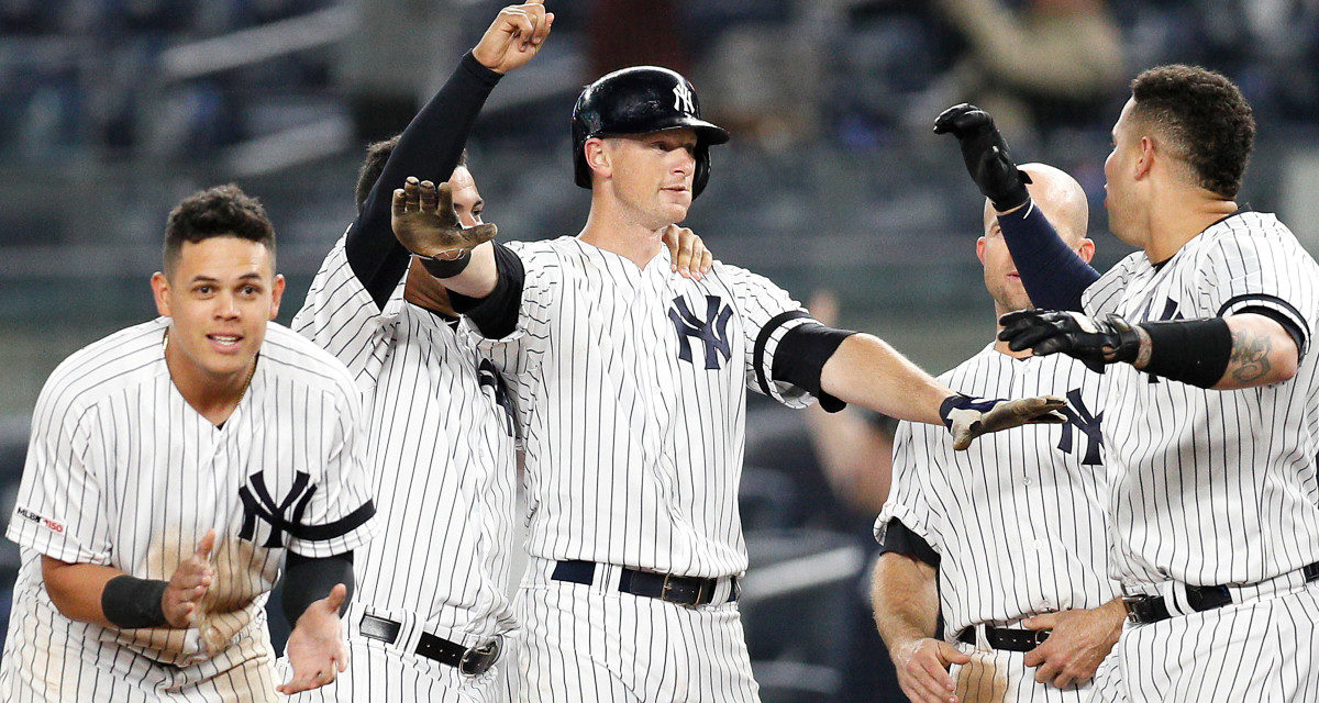 Toronto Blue Jays at New York Yankees Betting Preview